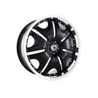 20x9.5 konig blix-2 (black w/ machined lip) wheels/rims 6x139.7 - 1 set (4 rim)  b290639205