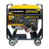 Subaru Robin RGV12100 Heavy Duty Generator Units For Professionals