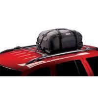 HIGHLAND BLACK RAINPROOF AND DUFFEL BAG CAR TOP CARRIER 10396