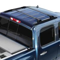 07-13 GM TRUCKS/SUVS ROOF RACK CROSS RAIL PACKAGE, UPLEVEL, T-SLOT, BRIGHT  GM12499405
