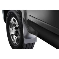 07-13 SILVERADO WEATHERTECH DIGITALFIT NO-DRILL MUD FLAPS, FRONT 110010