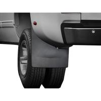 07-14 SIR/SIL 3500HD DUALLY WEATHERTECH DIGITALFIT NO-DRILL MUD FLAPS, REAR 	120025