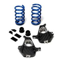 07-13 GM SUVS 1500 W/AIR SUSPENSION GROUND FORCE LOWERING KIT 2