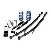 GROUND FORCE COMPLETE DROP KIT (SIERRA/SILV 1500 07-12)(2