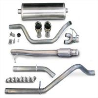 09-13 SIR/SIL 5.3L EC/SB,CC/XSB CORSA SPORT CAT-BACK EXHAUST ,DUAL REAR EXIT 14927