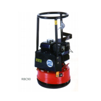 Hoppt rbc90 vibratory plate compactor