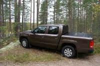 VW AMAROK HARD FOLDING TONNEAU COVER 26800
