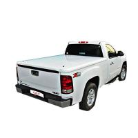 SILVERADO STD BED FANCY STRAIGHT DESIGN FIBERGLASS TONNEAU COVER   FCSL1565071