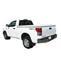 TUNDRA STD BED FANCY STRAIGHT DESIGN FIBERGLASS TONNEAU COVER  FCTYT65071FS