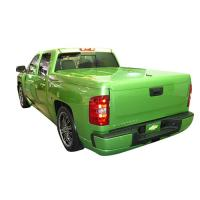SILVERADO SHORT BED GM HARD SHELL TONNEAU COVER GM19243685