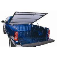 SHORT BED LUND GENESIS HINGED SOFT TONNEAU COVER  98092