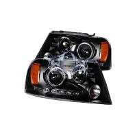 PROJECTOR ANGEL EYES HEADLIGHT LED   SK3300-61508-YJM