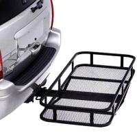 Rear basket - (universal black folded basket) faat 1629507