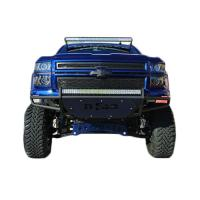 FRONT BUMPER W/SKID PLATE  C141LRSP