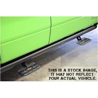 07-13 SIR/SIL EXT CAB STD BED , N-FAB NERF STEP ADJUST STEP - TEXTURED BLACK ASC0789QC