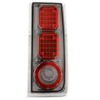 03-08 HUMMER H2 IPCW LED TAIL LAMPS LEDT343CS