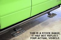 09-13 RAM CREW CAB ,SHORT BED N-FAB TEXTURED BLACK ADJUST STEP NERF STEPS ASD0989CC_4
