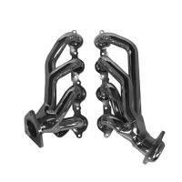 02-13 GM TRUCKS/SUVS GIBSON CERAMIC COATED PERFORMANCE SHORT TUBE HEADERS  GP129S-C