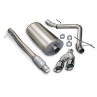 CORSA SPORT CAT-BACK EXHAUST 14904
