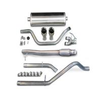 CORSA TOURING CAT-BACK EXHAUST 14907