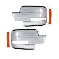 09-14 FORD F150 ABS CHROME FULL MIRROR COVER BT7010