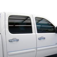 07-13 SIR/SIL CREW CAB REAR DOOR MOLDING , DENALI STYLE DM002