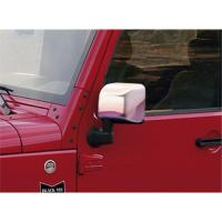 07-14 JEEP WRANGLER JK CCI ABS FULL MIRROR COVER , PACK OF 2 CCIMC67401