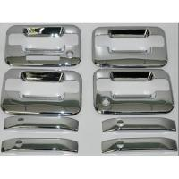 04-14 FORD F150 SUPER CREW ABS CHROME DOOR HANDLE COVER LF-1509-4