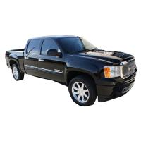 07-13 GM TRUCKS/SUVS FRONT R/H DOOR SIDE MOLDING KIT,(INCLS CHROME INSERT)DENALI GM15865684