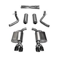 CORSA SPORT CAT-BACK EXHAUST SYSTEM 14974