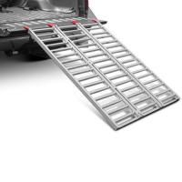 BETTER BUILT BI-FOLD EXTENDED LOADING RAMP 1800LB, SIZE82