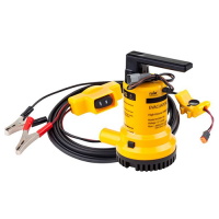 Evacuator Portable Utility Pumps