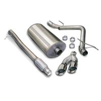 CORSA TOURING CAT-BACK EXHAUST 14905