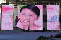 Curtain Flexible LED Display