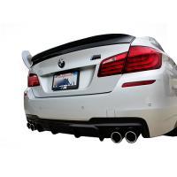 rear bumper  F10-535i- 2014