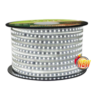 Led strip -vmax 220v wb 5050-72-ip4