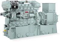 Main & aux-engines
