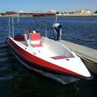 Al marakeb spartan 25 small family boat
