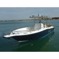 Al marakeb triton 35 large family boat