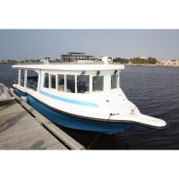 Al Marakeb  Jaji 31 Front Enclosure Water Taxi Boats