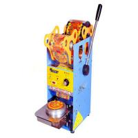 Cup Closer Machine