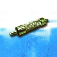 Rca plug- rca plug metal  cad2562