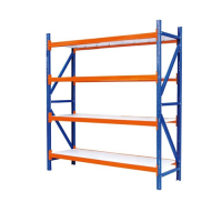 Storage shelf heavy duty