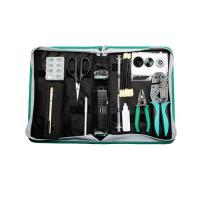 Fiber optic tool kit with vfl pk-6942