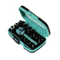 Sd-2319m : palm ratchet wrench bit & socket set