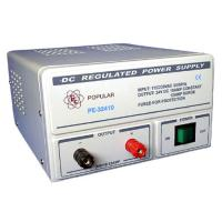 Pe-32410 dc regulated power supply