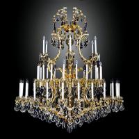 KNY DESIGNS K 1496 CHANDELIER