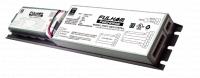 Fhr1-unv-218t8-l combination ac-emergency ballast