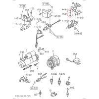 Isuzu 0-28681040-0 bolt bracket fix