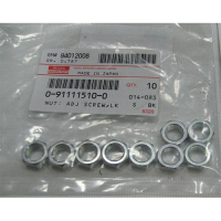 Isuzu 0-91111510-0 042861535 screw nut with lock